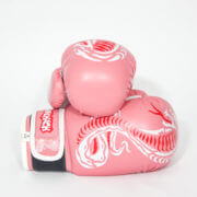 Kids Cobra Series Boxing Gloves Pink