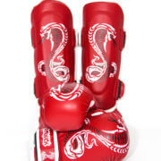 Kids Cobra Series Set Red