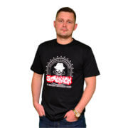The Skull t-shirt Black
