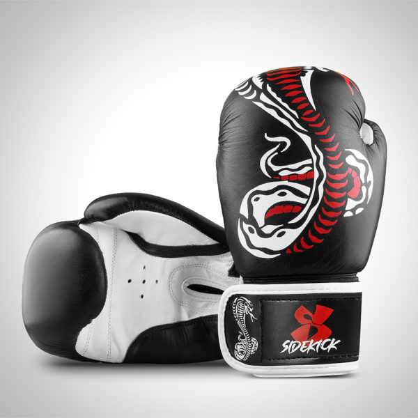 leather Cobra Series Boxing Gloves