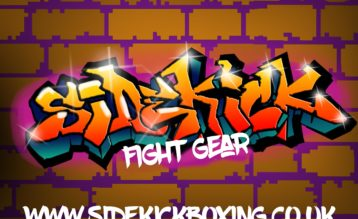Sidekick Fight Gear Flyer