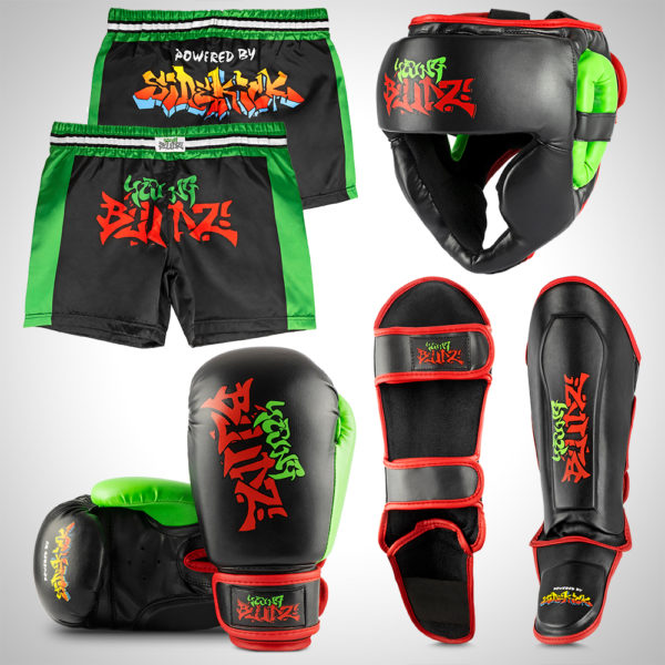 Kids Kickboxing Sparring Set