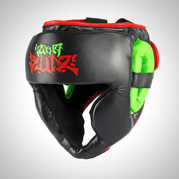 Young Bludz Kids MMA Head Guard