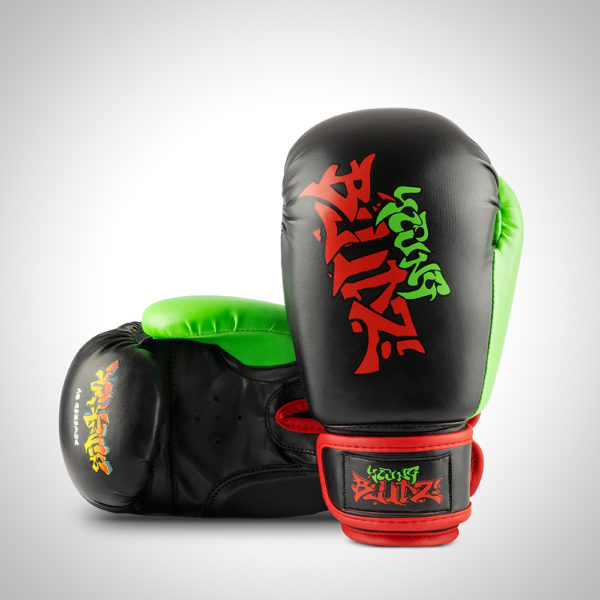 Young Bludz 6oz Boxing Gloves