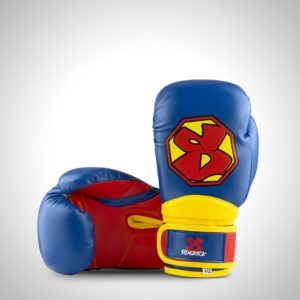 Superman Boxing Gloves