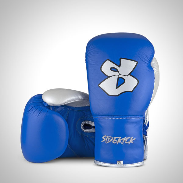 The Knight Boxing Gloves Blue