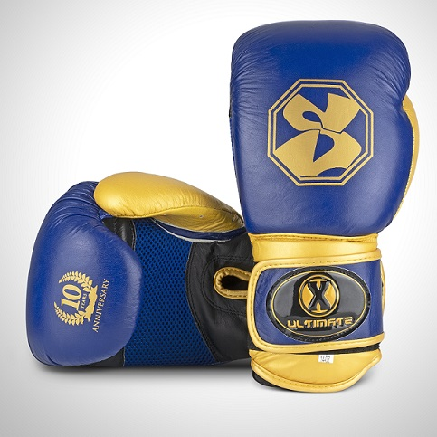 Sidekick Ultimate X Leather Boxing Gloves