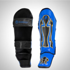 Spartan Kids Shin Instep Guards