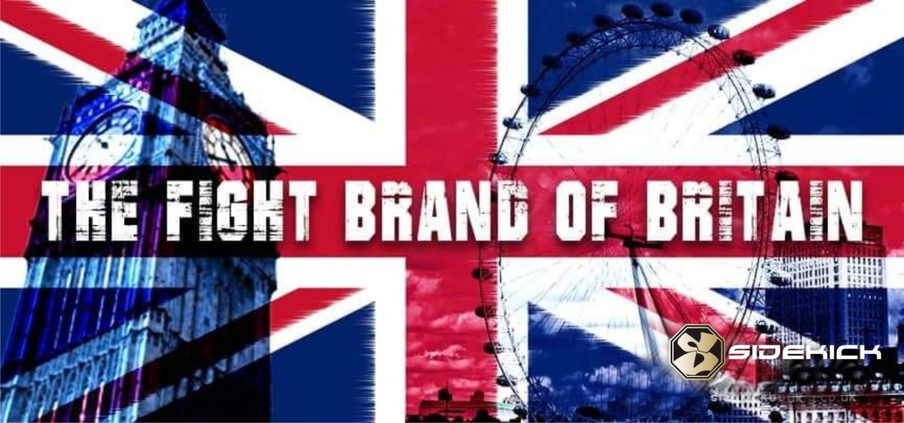 The Fight Brand Of Britain - Kickboxing Equipment