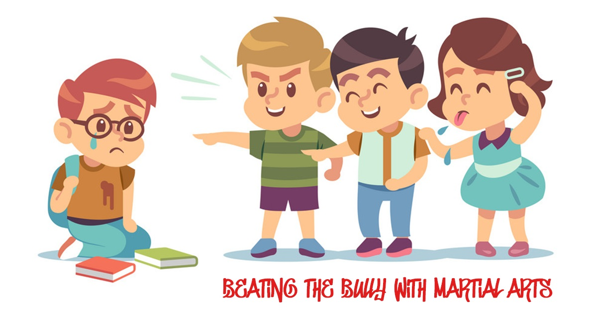 Does Martial Arts Help Bullying In Children