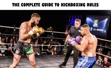 The Complete Guide To Kickboxing Rules