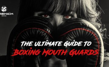 The Ultimate Guide To Boxing Mouth Guards