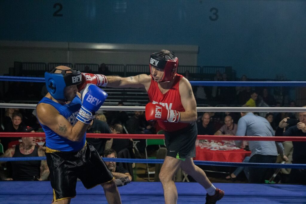 What Is White Collar Boxing