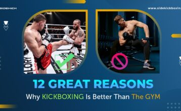 12 Great Reasons Why Kickboxing Is Better Than The Gym